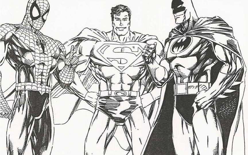 Cei mai puternici super eroi