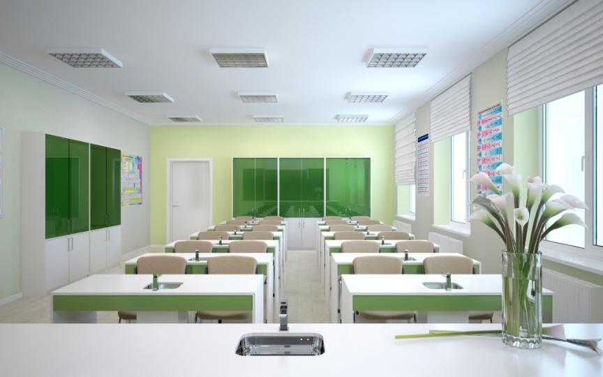 Șase școli vor fi renovate și dotate cu echipament modern. Vezi cum vor arăta acestea!