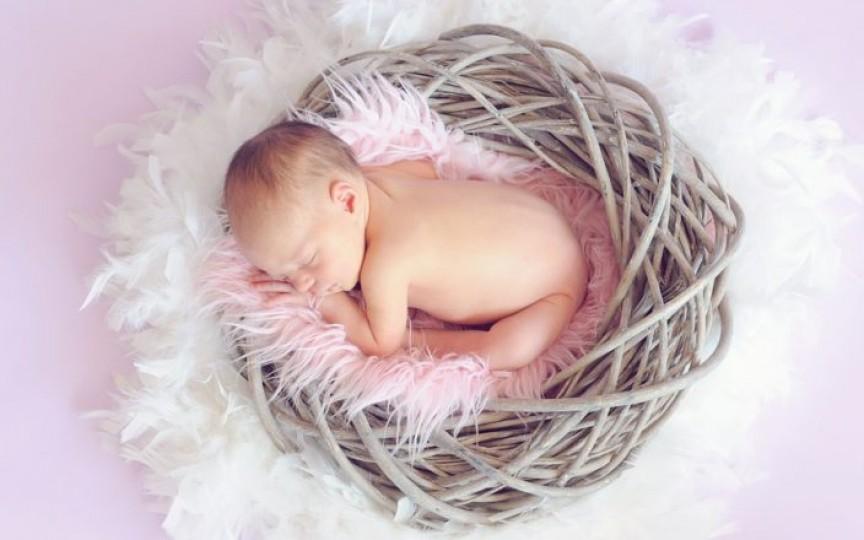 Nume puse cel mai frecvent copiilor născuți în anul 2018
