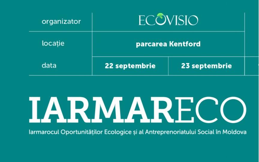 O nouă ediție IARMARECO își deschide porțile