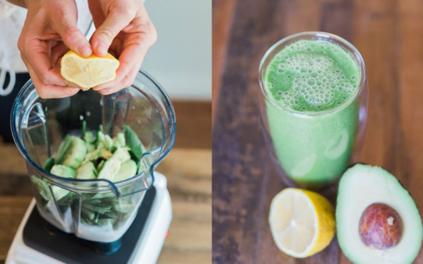 4 rețete de smoothie de la nutriționiștii vedetelor
