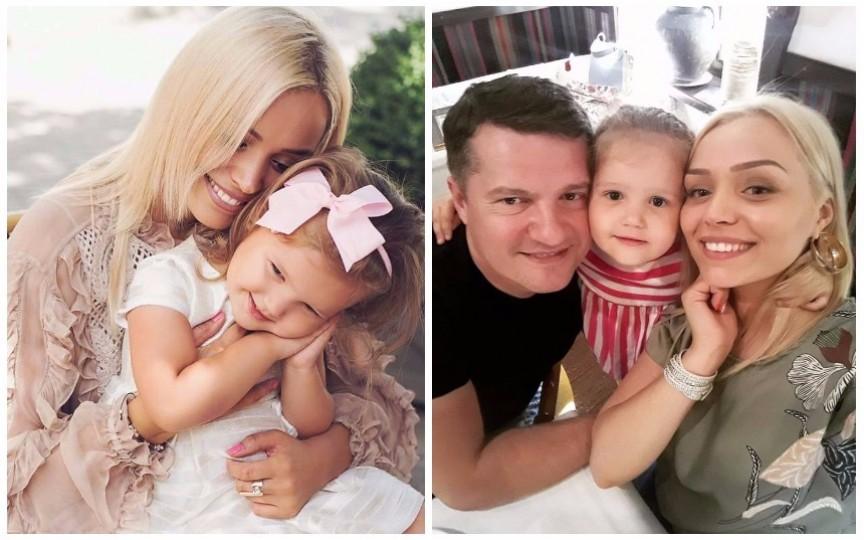 Marcel și Cornelia Ștefăneț au deja fată mare! Micuța este sărbătorită astăzi