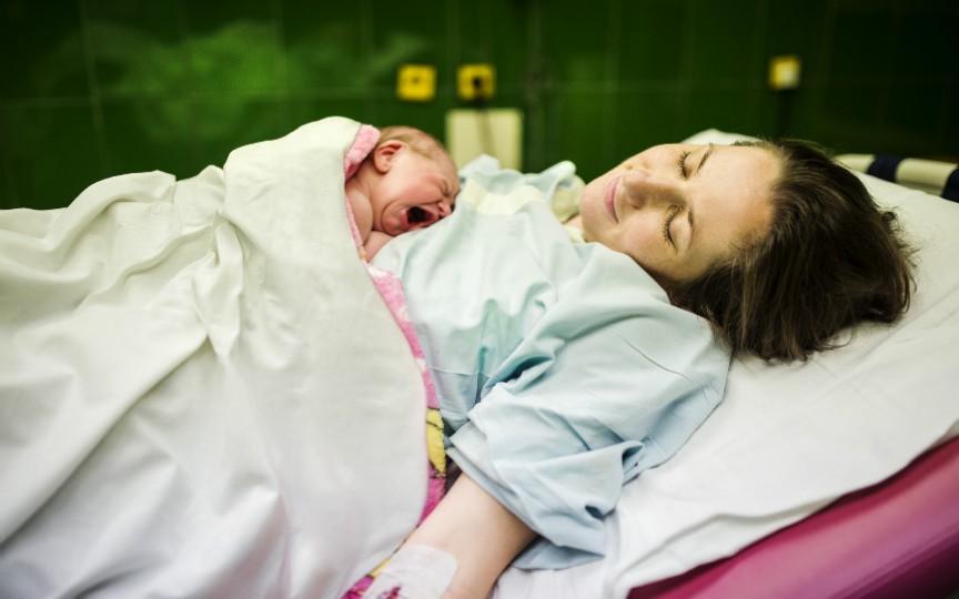 11 sfaturi pentru o naștere mai ușoară