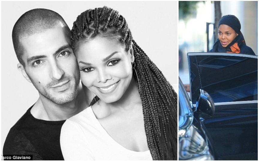 Greu de recunoscut. Poze cu Janet Jackson însărcinată la 50 de ani.