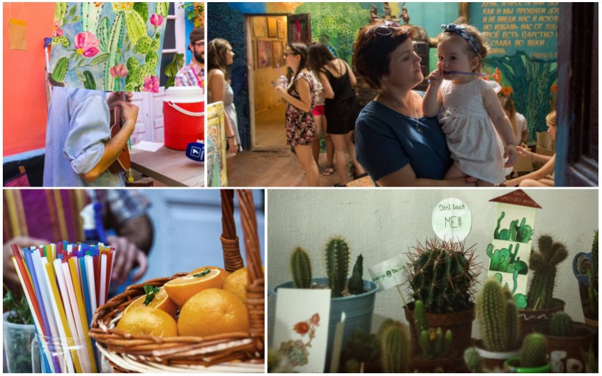 Vino la cel mai ţepos eveniment al anului: Cactus Festival!
