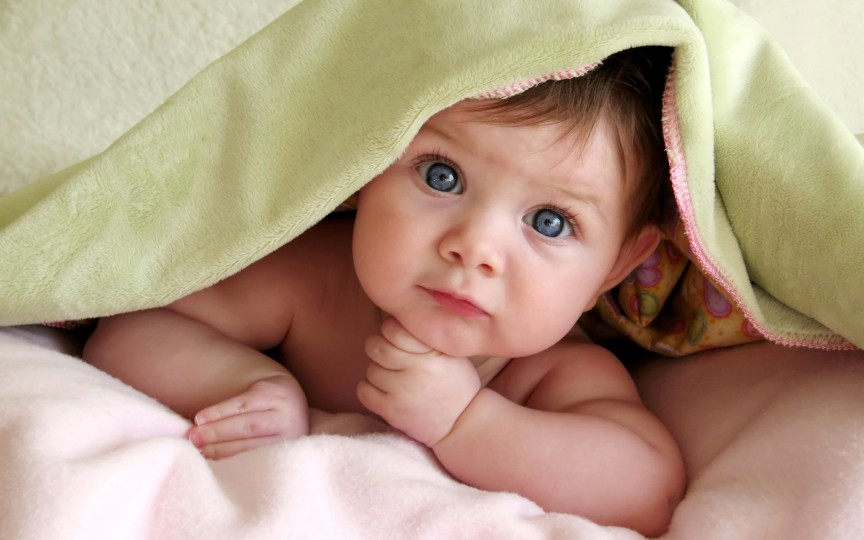 Privirea nou-născutului poate anunța probleme de comportament