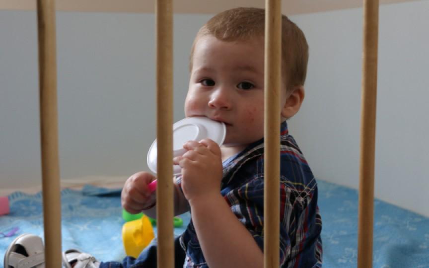 În Moldova a fost deschisă o creșă gratuită pentru copiii din familiile sărace