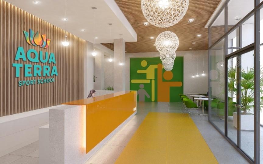 La Chișinău se deschide Școala modernă sportivă - Aquaterra Sport School