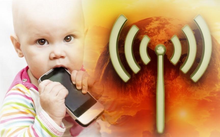 WiFi-ul este dăunător pentru copilul meu?