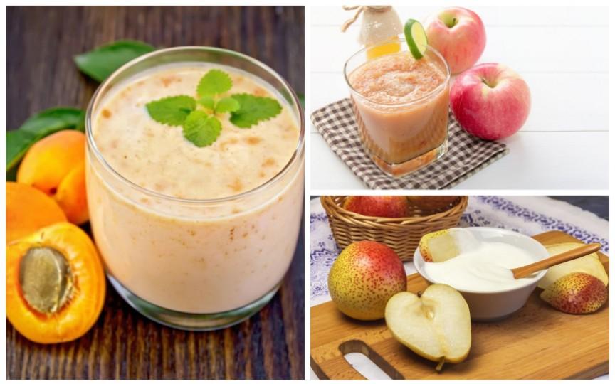 7 rețete de combinații de iaurt perfecte pentru bebeluși