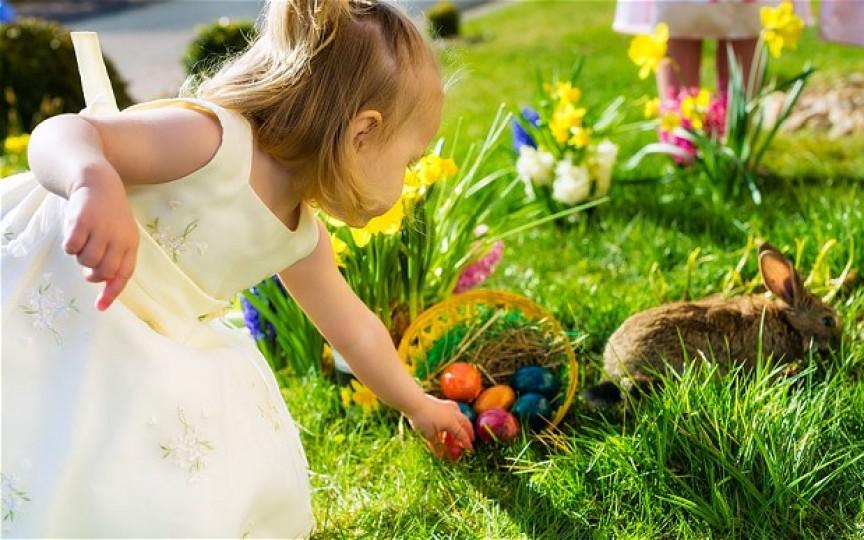 Cum îi pregătim pe copii de Paşte!