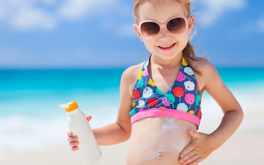 Totul despre loţiunile de plajă pentru copii