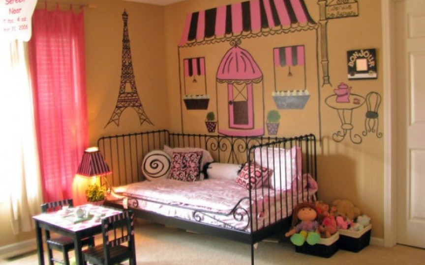Camerele la care visează orice copil