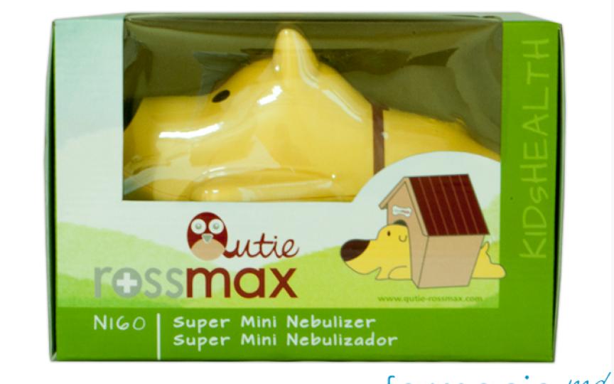 Inhalatorul-minune pentru pici-pitici