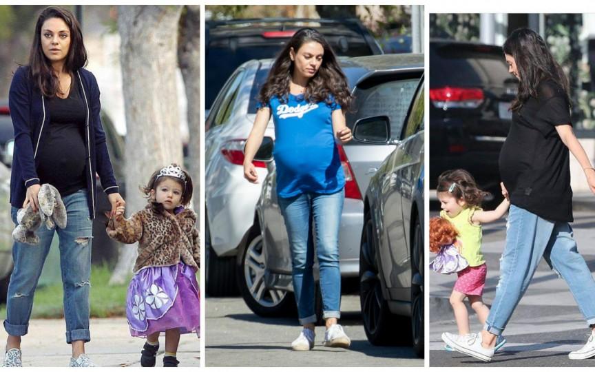 Actriţa Mila Kunis a născut un băiat