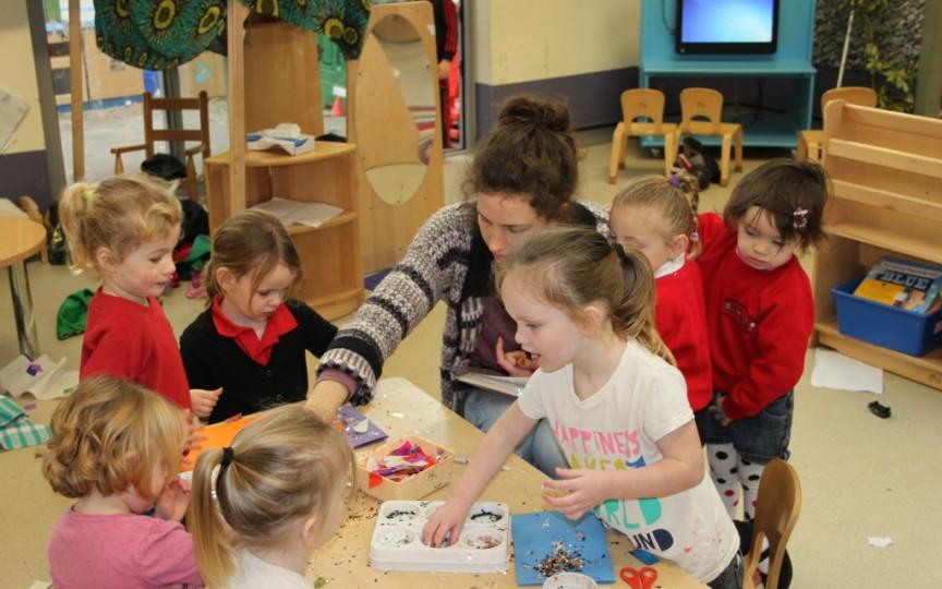 În Moldova ar putea fi create servicii educaționale pentru copiii de până la 3 ani