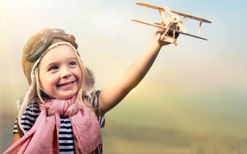 9 SFATURI cum să educi un copil optimist!