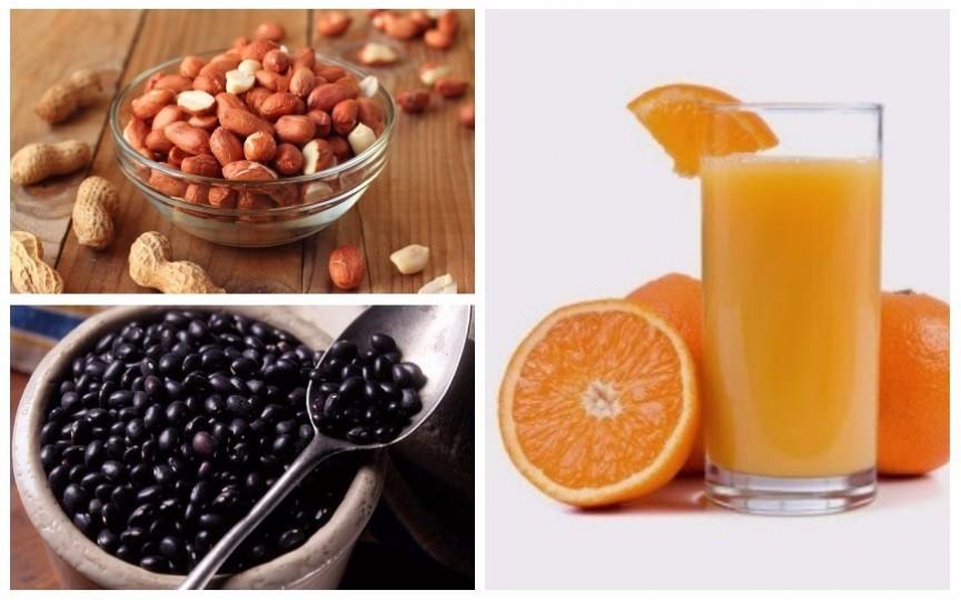 Top 8 alimente bogate în acid folic, care este necesar pentru nașterea unui copil sănătos