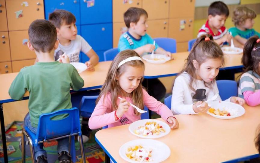 Cum ar trebui să arate un meniu model pentru copiii de la grădiniță