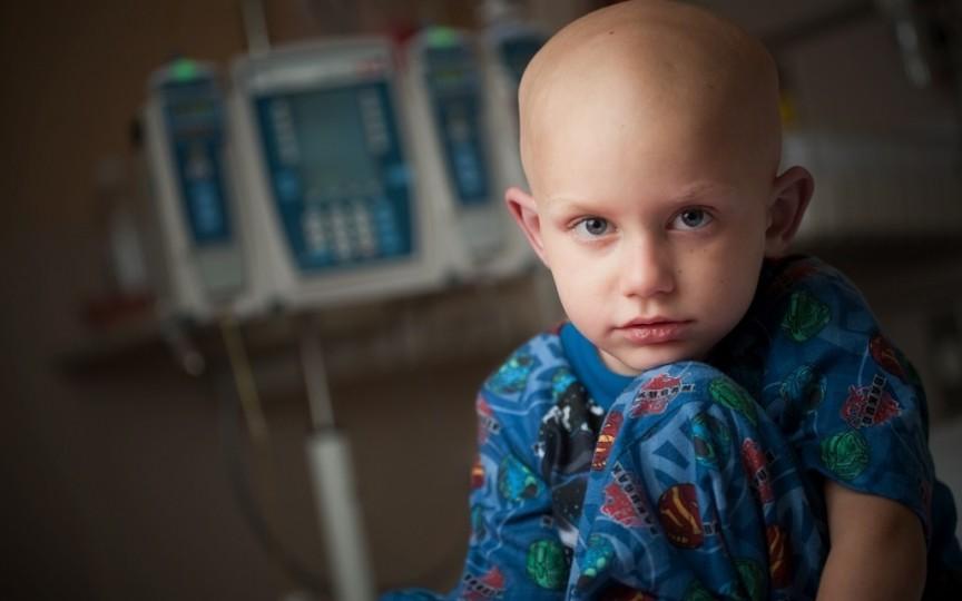 Emoționant! Lacrimi de fericire în ochii copiilor bolnavi de cancer