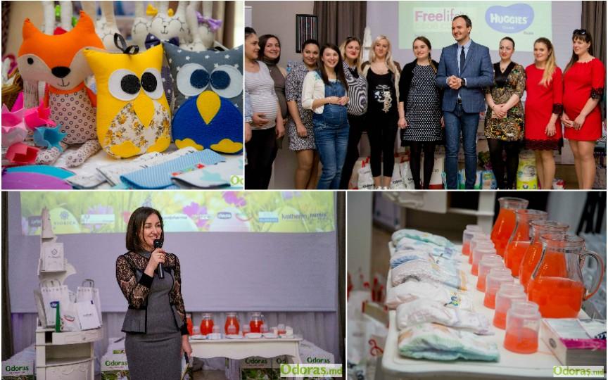 Provocări, experimente și informații utile la cel mai popular eveniment pentru mame!