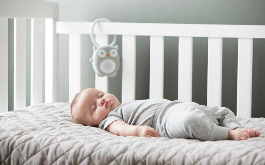 Sunete albe – zgomote care liniștesc bebelușii