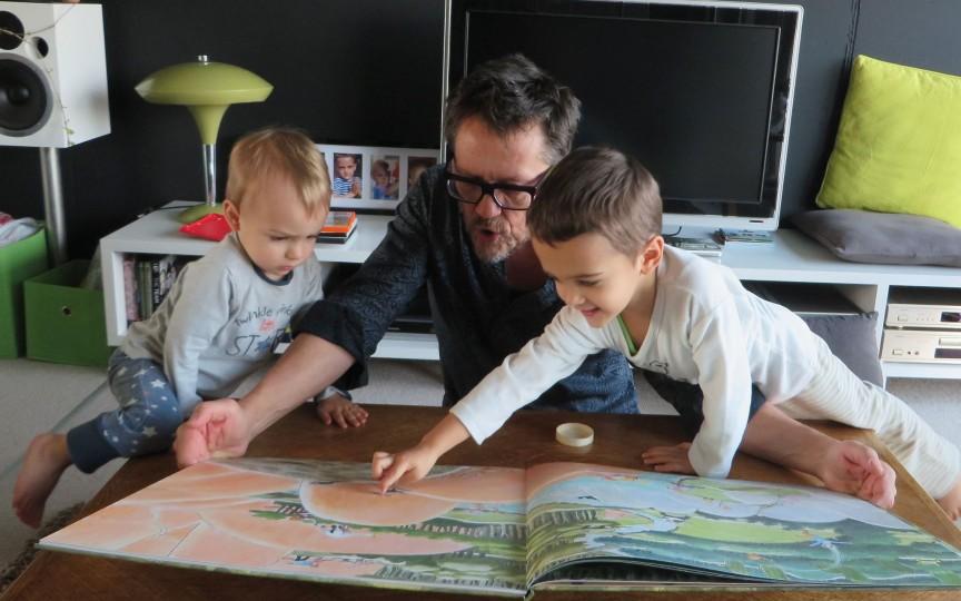 Povești scurte cu morală pentru părinți și pici