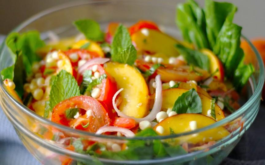 Salata ce taie pofta de dulce