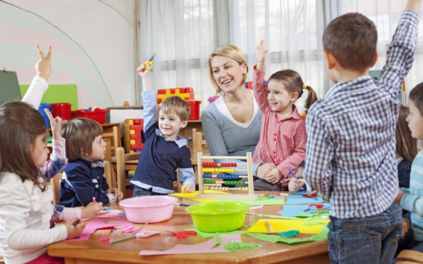 Cele mai răspândite mituri privind adaptarea copilului la grădiniță