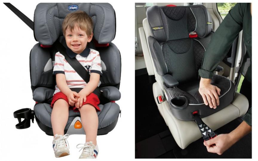 (VIDEO) Vezi care pot fi consecințele transportării copilului fără scaun auto