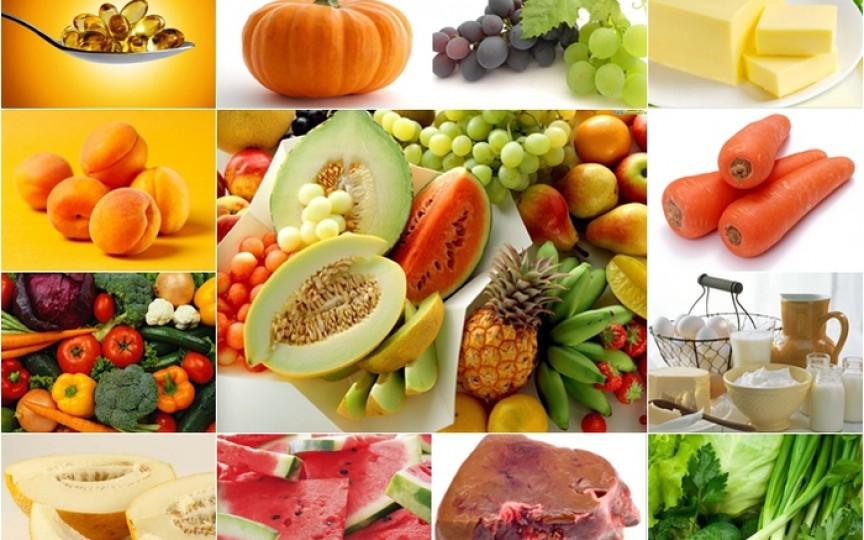 Cele mai importante vitamine și minerale pentru o viață sănătoasă