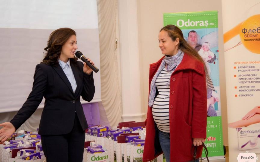 O nouă șezătoare pentru graviduțe și mămici la Chișinău
