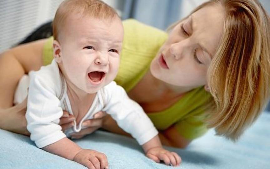 Sfaturile unei mame: cum să liniștești un bebeluș