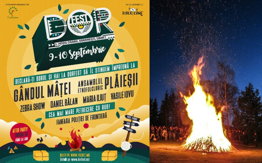 Ultimele noutăți despre cel mai așteptat festival al Nordului. Vezi ce tare e programul DORfest!