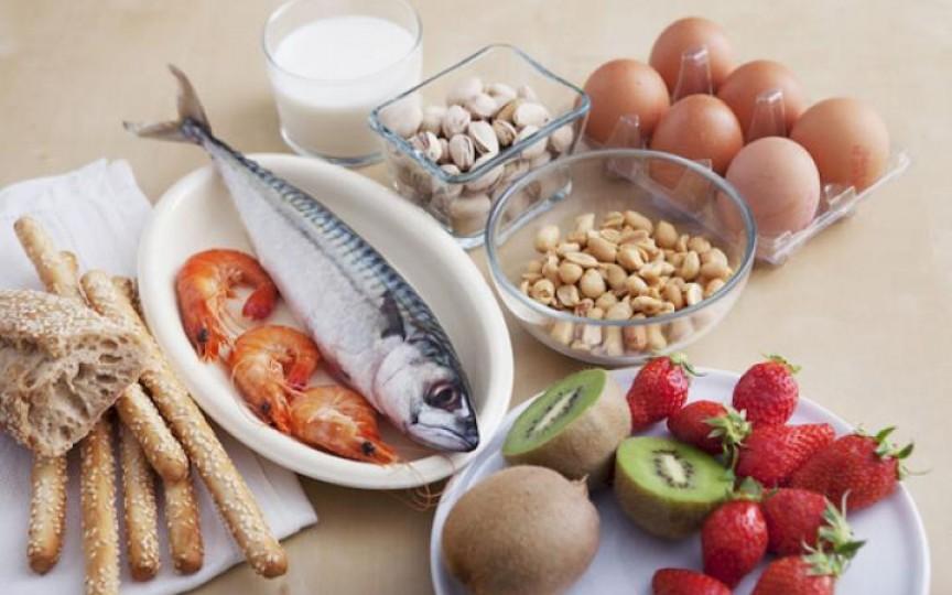 Copiii de azi sunt din ce în ce mai alergici la alimente