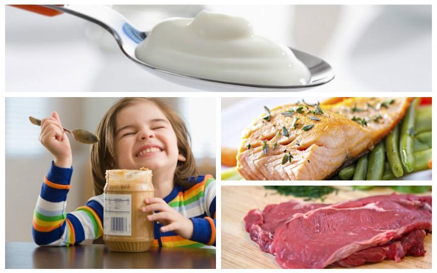 Top 10 alimente foarte benefice pentru copii
