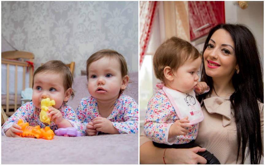 Schimb de MAME: Vezi cât sunt de drăguțe fetele Marianei Șura