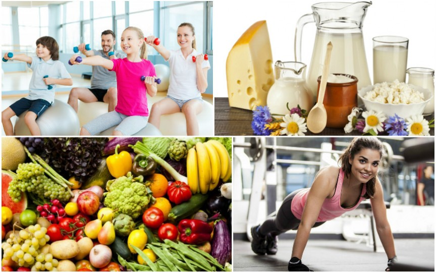Ce trebuie să mănânci înainte și după antrenament