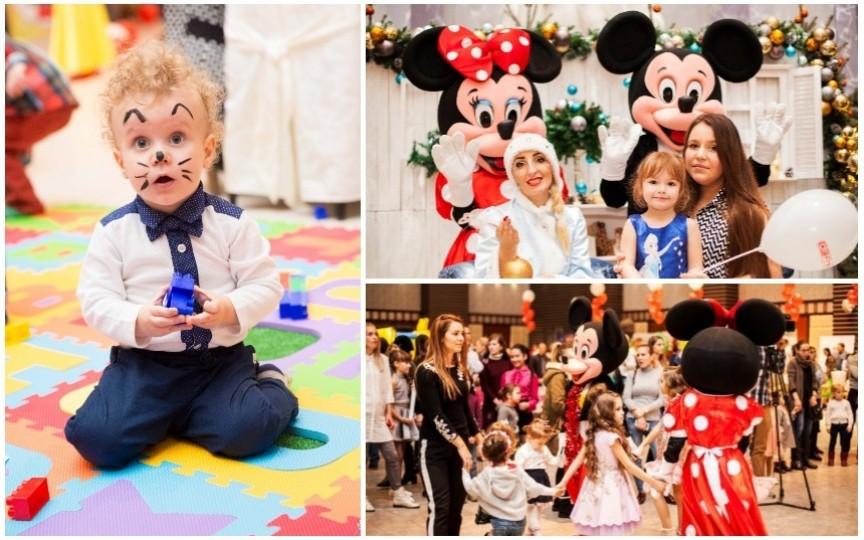 Crăciunul Copiilor 2017: FOTOGRAFII, emoții, detalii
