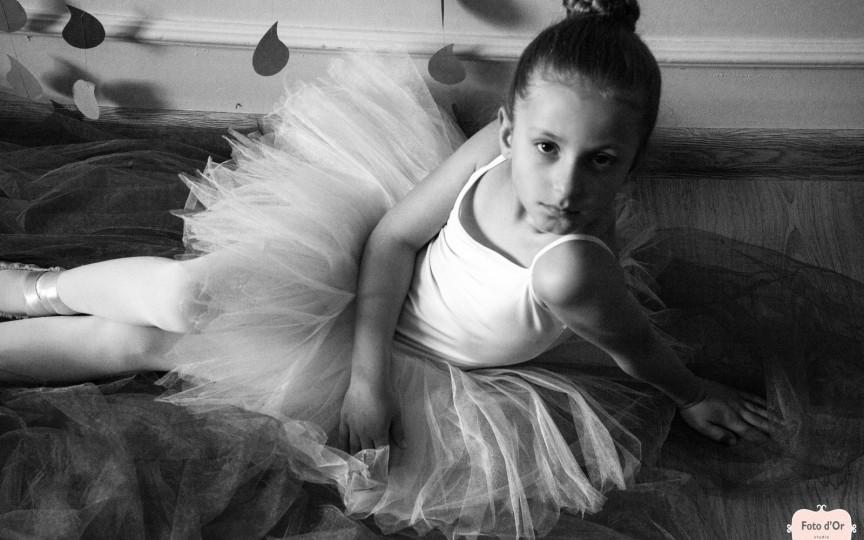 Ionela – mica balerină cu spirit de antreprenor