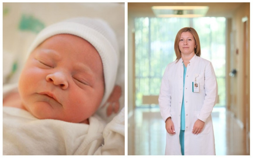 Totul despre igiena copilului în primele zile de viață. Sfatul neonatologului