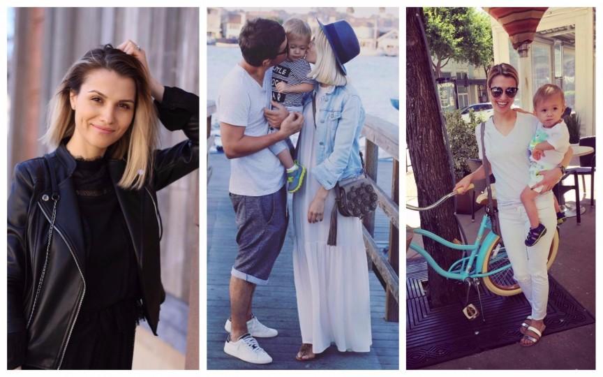 Dia's Ideas, blogul moldovencei din SUA în care maternitatea, moda și călătoriile sunt pe picior de egalitate