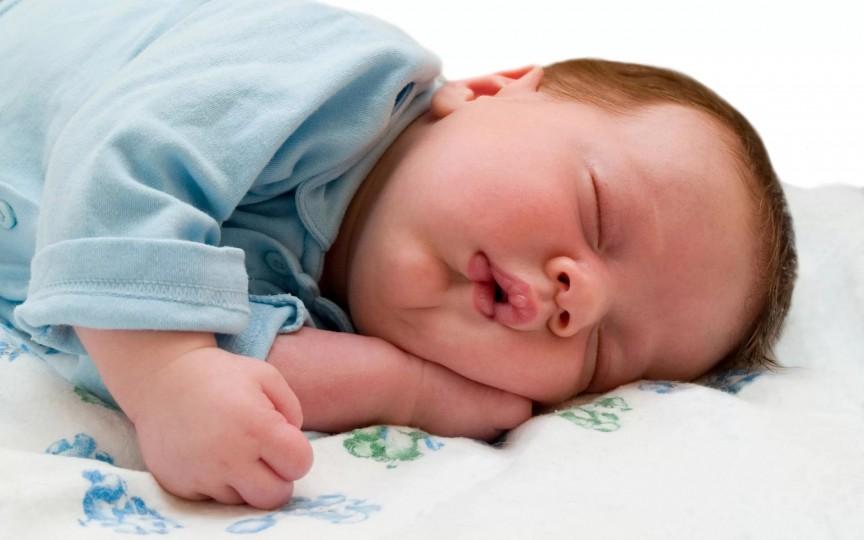 Sfaturi de la Prințesa Urbană pentru un somn bun al bebelușului