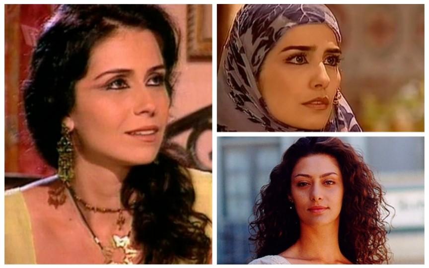 (FOTO) Cum s-au schimbat cele mai frumoase actrițe din serialele braziliene