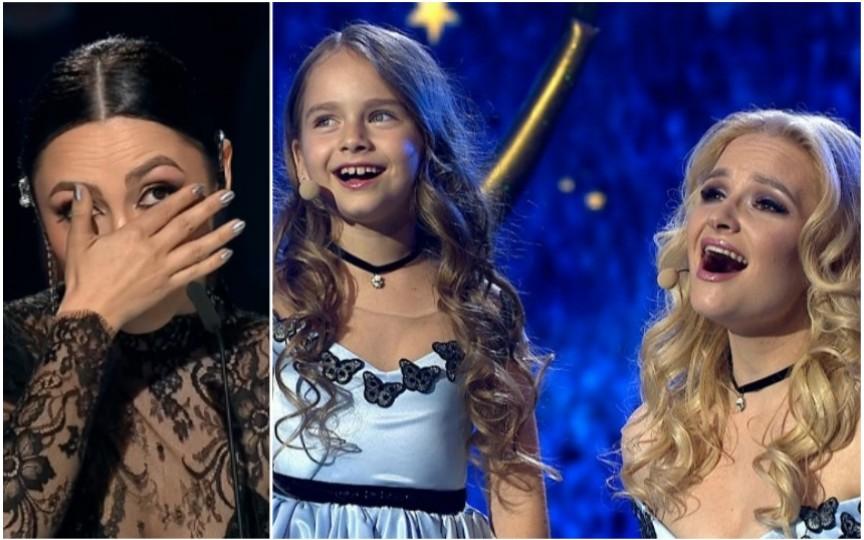 Din nou au impresionat până la lacrimi! Ana Cernicova și Amelia Uzun au trecut în finala Românii au Talent