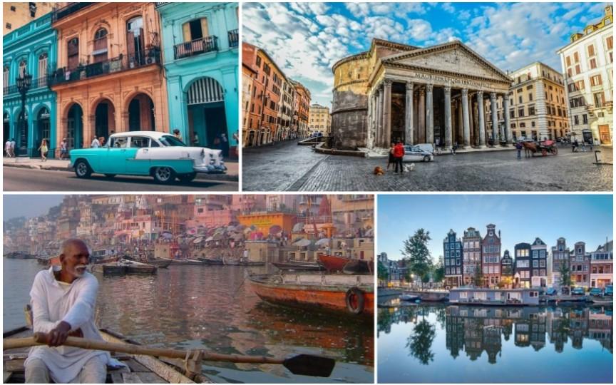 (FOTO) 50 de orașe care merită vizitate cel puțin o dată în viață