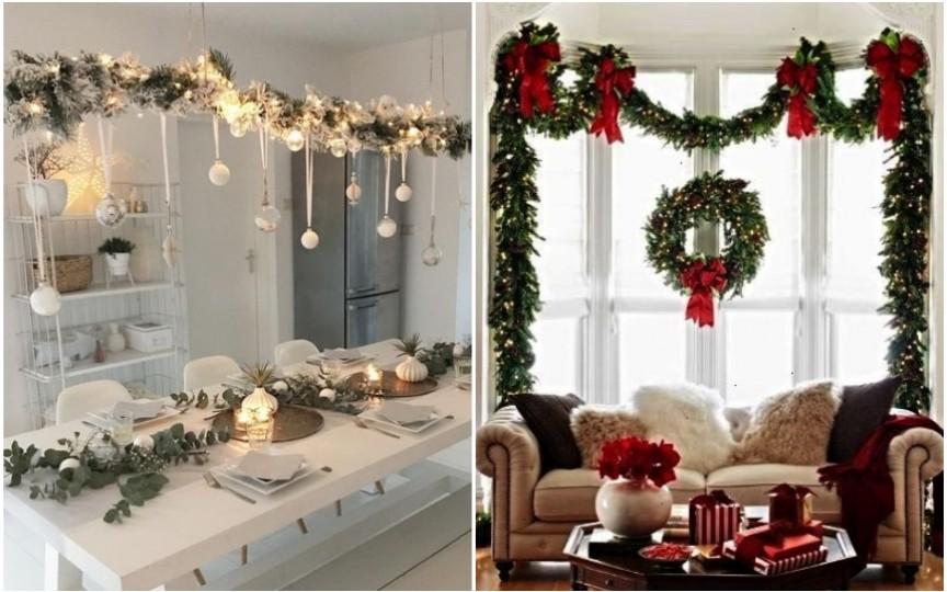 Idei inedite de amenajare a casei în preajma sărbătorilor de iarnă