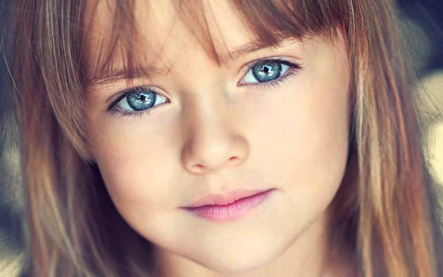 Ea este cea mai frumoasă fată din lume