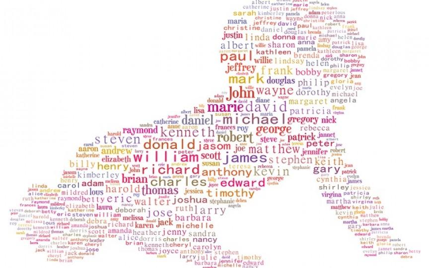 Ce nume de copii sunt în tendințe în anul 2016