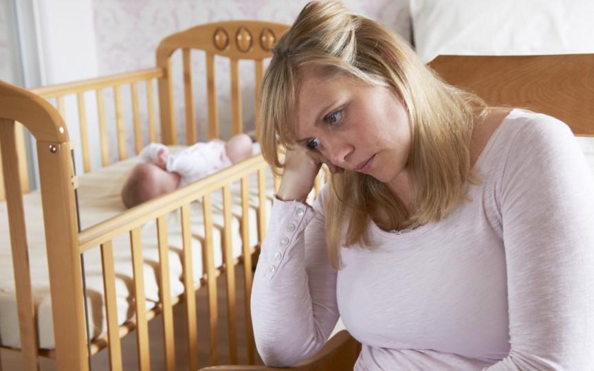 10-20 la sută din femeile care au născut suferă de depresie postnatală